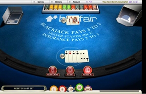 betfair casino games