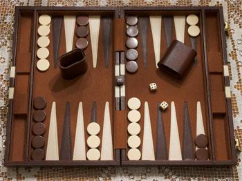 backgammon tactics