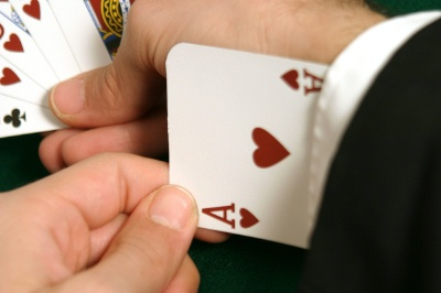 The myth of cheating at online poker