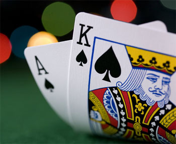 Top 10 starting hands for Texas Hold'Em